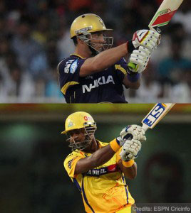 CLT20 2014 Final - CSK vs KKR Match Preview.