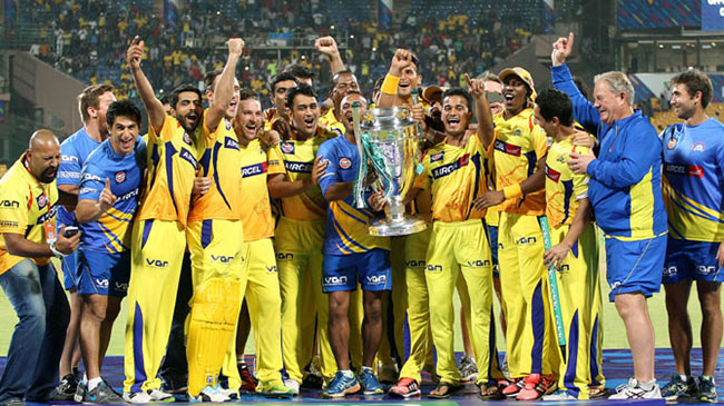 CLT20: Champions League T20 Discontinued.