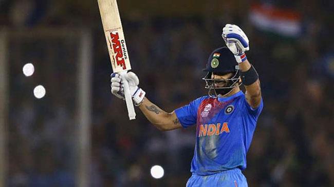 ICC WT20 - IND vs AUS: Virat Kohli.