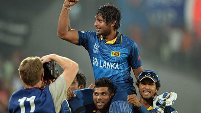 ICC World T20 2014 Final - IND vs SL: Kumar Sangakkara.