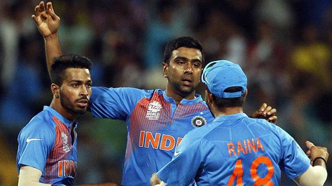 ICC WT20 - IND vs BAN: Ashwin.