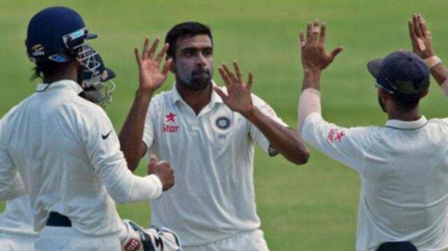IND vs WI 1st Test: Ashwin.