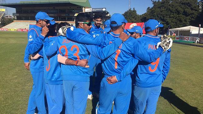IND vs ZIM 3rd ODI: Lokesh Rahul.