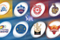 The Teams Line-up for IPL 2020.