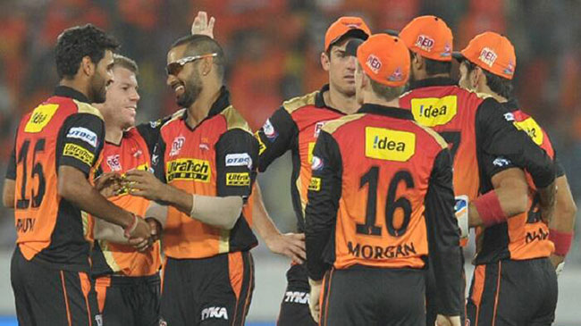 Sunrisers Hyderabad Beat Royal Challengers Bangalore By 8 Runs To Win Maiden IPL 2016 Title.
